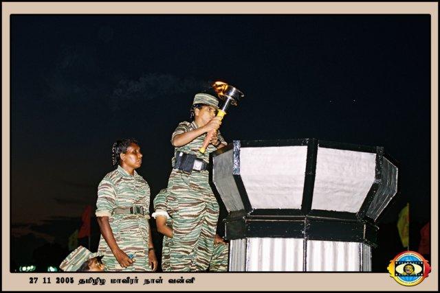 maveerar day 2005 Bri Vidusha